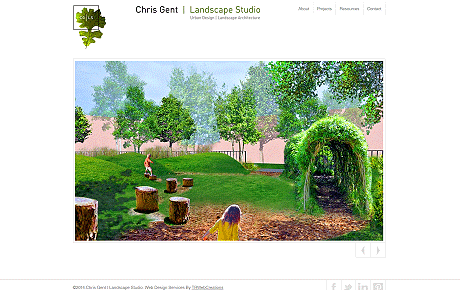 Chris Gent | Landscaping Studio